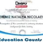 сертификат врача Мед-Део Фото 17