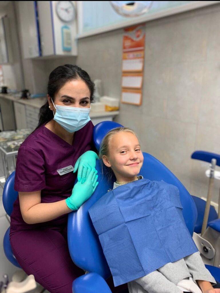 Детская стоматология lechenie zubov detyam